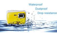 China hot sale Waterproof video digital camera,children Gift Camera