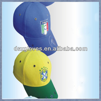 2014 world cup National football team logo baseball cap embroidered