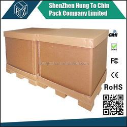 Heavy duty water proof corrugated cardboard shipping and Packaging Boxes