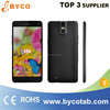 active dual sim phone quadcore 5.5inch screen NFC 13.0MP Android 4.4 mobile phone WCDMA