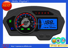 digital rpm meter for motorcycle electronic speedometer original speedometer high quality OEM exporter since 2006