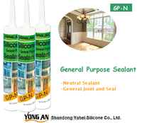 General Purpose Sealant / Neutral Silicone Sealant/ weatherproof sealant