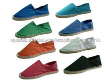 fashion lady espadrille shoes