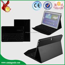 Dual Color Book Style fancy tablet pc case