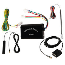 Car GPS Tracker AL-900C with Free web base software www.online-track.com
