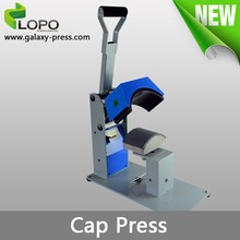 Alibaba express Pluto Cap Heat Press Machine from Lopo