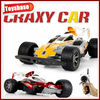 2014 Newest 3 in 1 transformer toy car 4ch electric rc drift f1 cars for sale