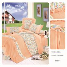 lastest design modern style hot sale bed sheet set