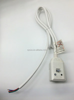 10A leakage switch power wire, Siamese power leakage protection plug, water heater dedicated leakage protection switch
