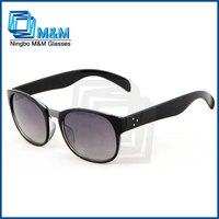 Retro Style Sunglasses True Color