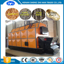 Industrial Usage and BIOMASS FIRED Steam Output Biomass Boiler