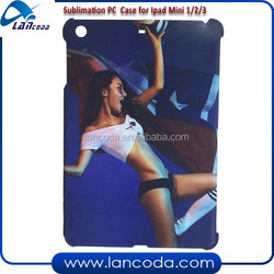new arrival 3d sublimation cover for ipad 1/2/3,sublimation cover case,sublimation tablet cover