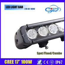 2015 12 24 Volt 20W 40W 60W 100W 120W 180W 240W 260W LED Offroad Light Bar, LED Driving