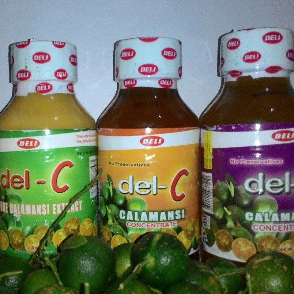 how to make calamansi concentrate with honey