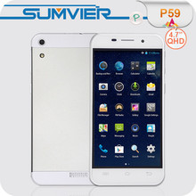 "4.7"" OGS G+F+F QHD 540*960 LCM MTK6582 Quad Core 1GB+8GB tecno mobile phone"
