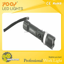 Alibaba China Manufacture small led torch/powerful led torch light