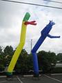 venta al por mayor nueva era la promoción de productos inflables bailarina