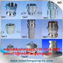 Wholesale Plastic Elbow Welding Water Hydraulic Quick Coupling