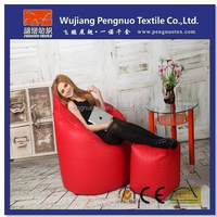 oxford fabric pvc for boss chair/100%polyester for boss chair