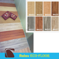 Easy Installation No Glue Required Truly Eco Floor PVC Tile
