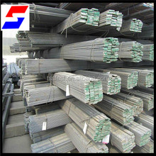 China quality iron and steel material products mild carbon flat steel/flat bar