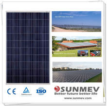 cheap solar panel 250 watt in china with high quality