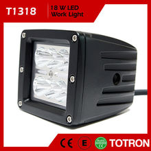 TOTRON New Arrival Super Quality Factory Supply Mini Led Offroad Driving Light For Motorcycle For Trucks