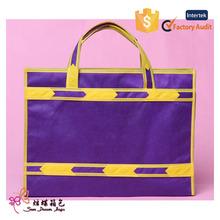2015 new design reusable shopping bag non woven bag