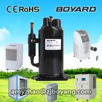 R407C air conditioning parts 5000 btu rotation compressor boyard brand