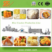 Energy Efficient With CE SGS Certificate Fully Automatic Dried Bread Crumb Production Line
