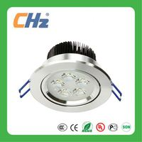 6000K CE/Rohs certified led lux down light