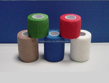Best selling non woven printed elastic cohesive bandage