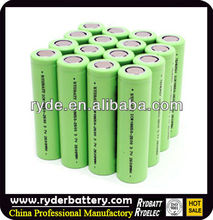 Rechargeable 18650 nimh battery