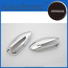 Factory price car auto exterior accessories chrome side mirror cover for Hyundai Sonata i45