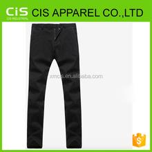wholesale men custom cotton slim fit Long pants