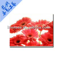 christmas wall painting home decoration stretched canvas art