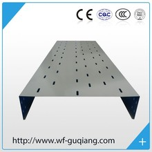 High quality perforated cable tray with ce Certificated