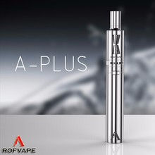 New products looking for distributor huge vapor v6 Rofvape A Plus 3000mah vaporizer pipe exceed ego electronic cigarette filter