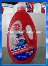 la limpieza del hogar al por mayor de alta calidad líquido detergente de lavandería 2956ml