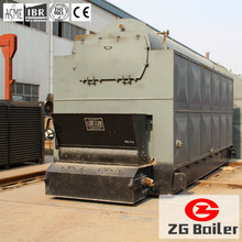 DZL 5ton biomass pellet boiler for home heating