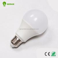 Cheapest 2015 top sale super bright 5w 7w 9w unique designed smd e27 led bulb