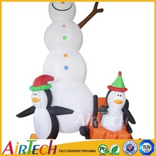 High quality inflatables decoration snowman for christmas