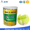 ZXPAINT Spray Exterior Wall Paint Washable Interior/Exterior Emulsion Wall Paint