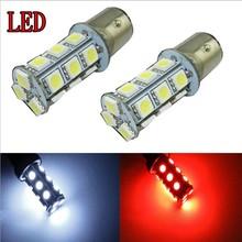 Fashion design high quality energy saving LED brake light rain fog car burst flash lit bulb retrofit applies to all models
