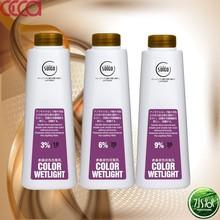 OCCA peroxide cream hair coloring