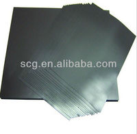 Soft iron magnet for whiteboard