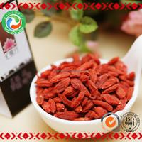 Chinese certified organic goji berries