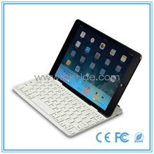 new model for 2015 electronic market wireless bluetooth magnetic keyboard case for ipad 5
