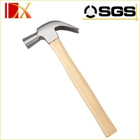 miscellaneous wood handle British style Claw hammer