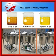 100kg/h small olive oil refinery plant/olive oil refining machine;refined olive oil